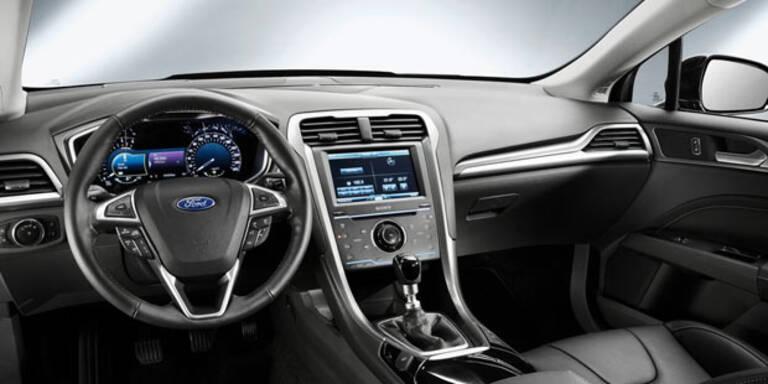 Ford bringt adaptive Lenkung an den Start