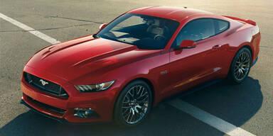 Alle Infos vom neuen Ford Mustang