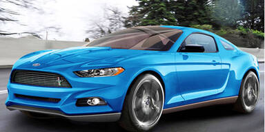 Ford stellt den neuen Mustang vor