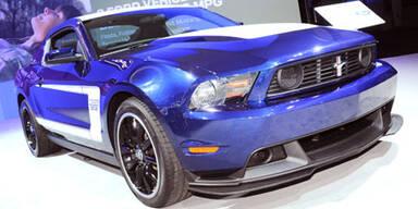 "Ford Mustang ""Boss 302"" auf der LA Auto Show"