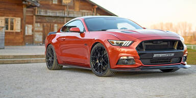 Ford Mustang mit satten 820 PS