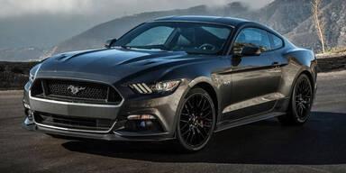 Neuer Mustang startet mit Kampfpreisen