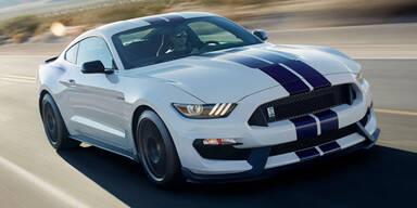 Das ist der neue Mustang Shelby GT350