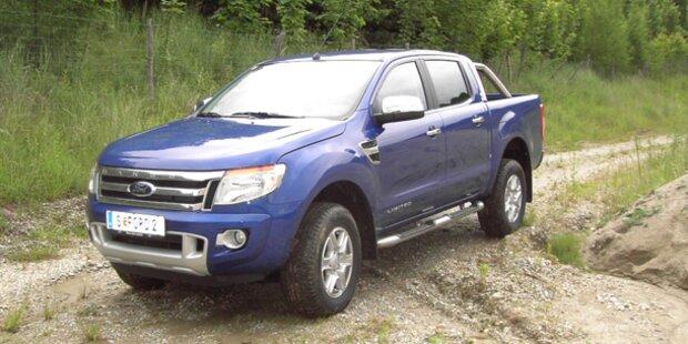 Der neue Ford Ranger im Test