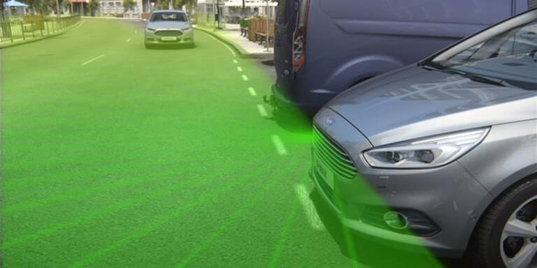 Auch Ford setzt auf selbstfahrende Autos