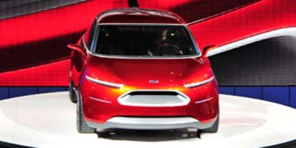Fords erstes E-Auto kommt schon 2011
