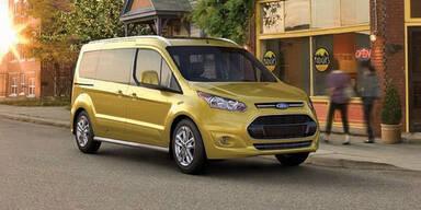 Ford bringt den neuen Tourneo Connect
