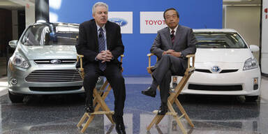 Toyota und Ford bilden Hybrid-Allianz
