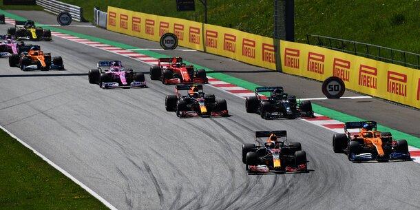 Formel 1 Servus Tv