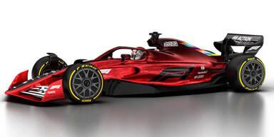 So sieht die Zukunft der Formel 1 aus