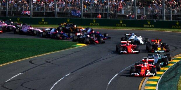 ARD will die Formel 1 übertragen