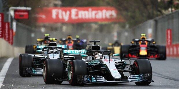 F1-Kommission vereinfacht Überholen