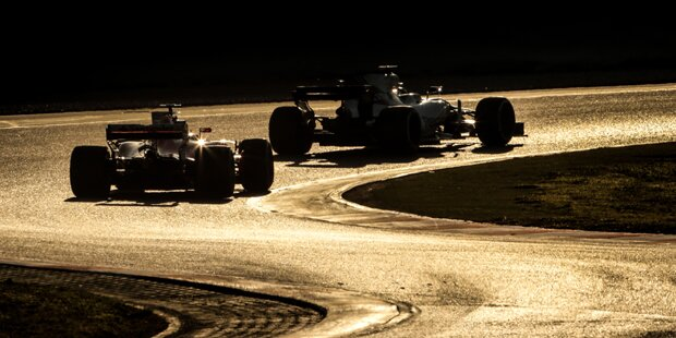 Mercedes holt Doppelsieg