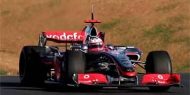 Fünf Teams testen auf Algarve-Kurs