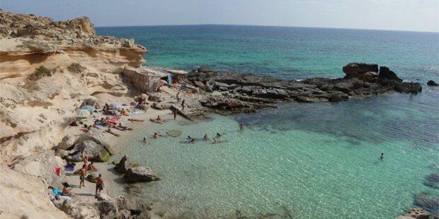 Junger Österrreicher stirbt vor Formentera