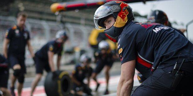 Formel 1 rüstet für Monster-Programm