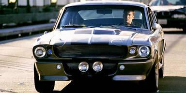"""Letzter Mustang-""""Eleanor"""" wird versteigert"""