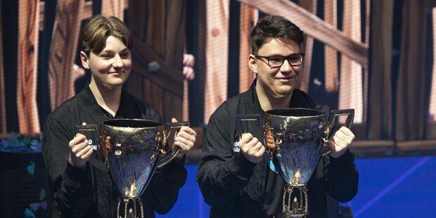 17-jähriger Österreicher Wird Computerspiel-Weltmeister