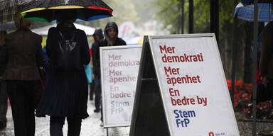 Norwegen: Rechte verlieren Wahl