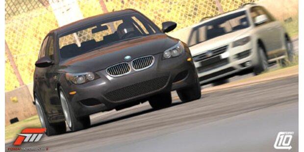 Gewinnspiel: Forza Motorsport 3 für Xbox