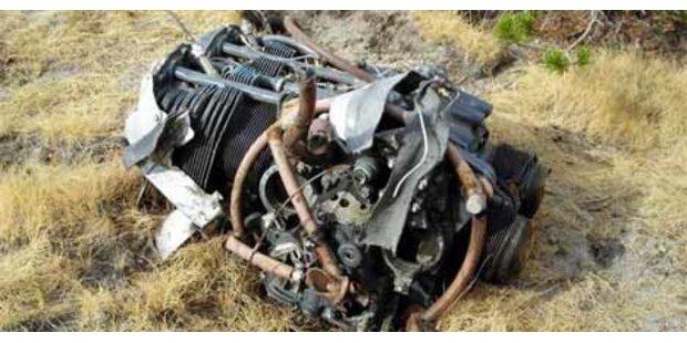 DNA-Test bestätigt Tod von Steve Fossett
