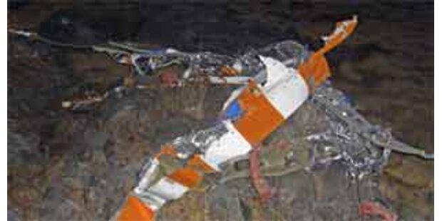 Überreste bei Fossets Wrack entdeckt