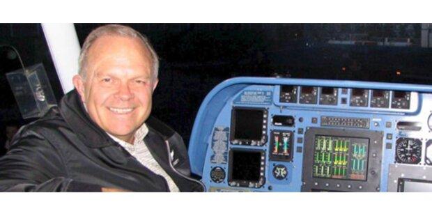 Steve Fossetts sterbliche Überreste entdeckt