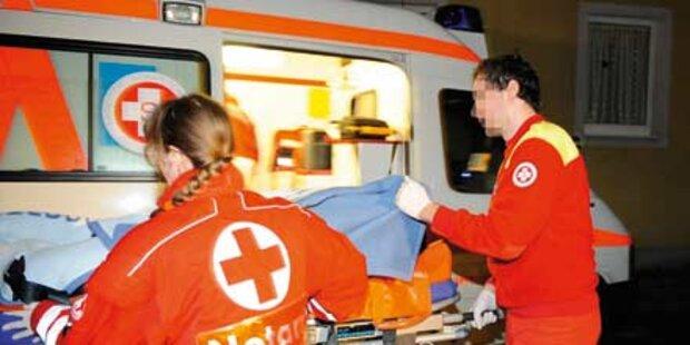 Kroate in Klamm tödlich verunglückt