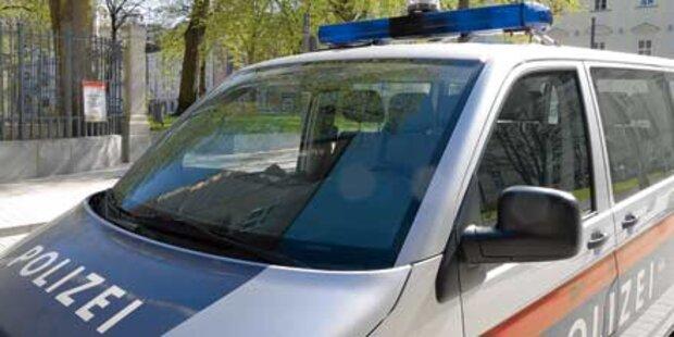 14-Jähriger fuhr Auto zu Schrott
