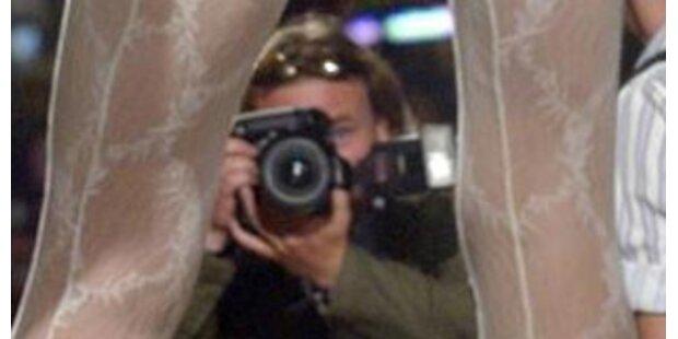 Oö. Polizist schoss Nacktfotos von 100 Frauen