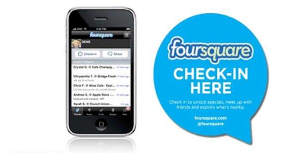Zwei neue Funktionen für Foursquare