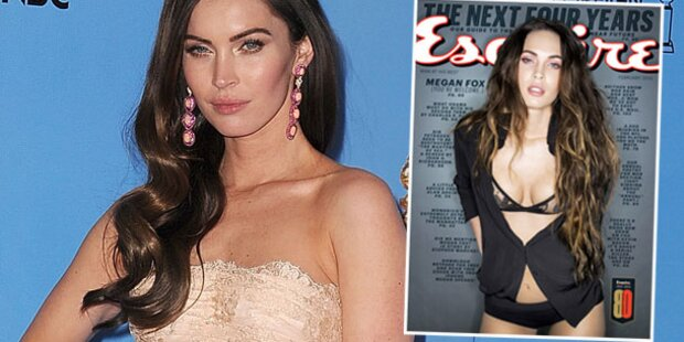 Fox zeigt After-Baby-Body & disst Lohan