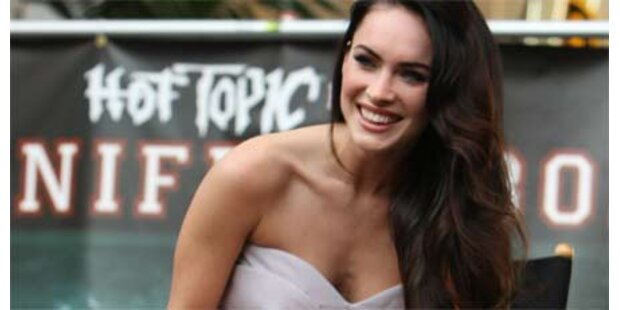 Megan Fox greift nach Anti-Oscar