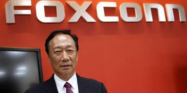 Foxconn plant US-Werk für 10 Mrd. Dollar
