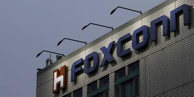 Foxconn-Displays bald aus den USA?