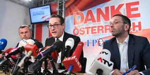 FPÖ stellt Weichen für Regierung