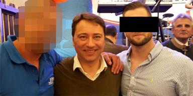 FPÖ-Politiker randalierte am Kebab-Stand