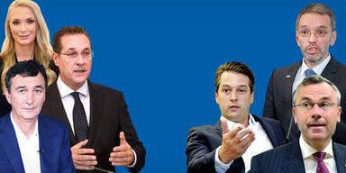 Schrumpft sich die FPÖ zu einer Kleinpartei?