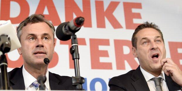 Wirbel um FPÖ-Öxit-Vorstoß