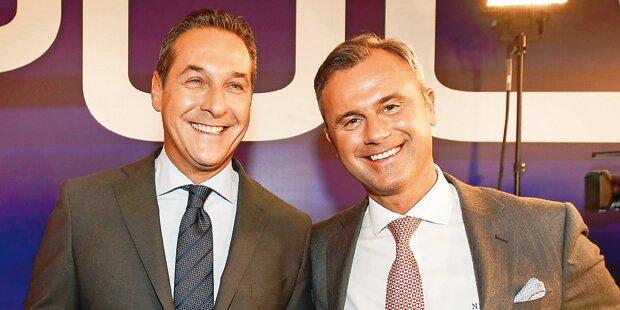 Geheimplan der FPÖ für Koalition