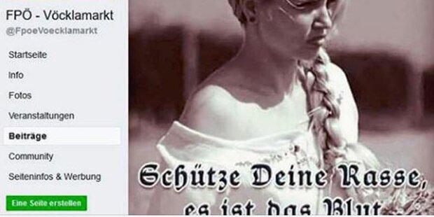 Wirbel um Nazi-Posting auf FPÖ-Seite