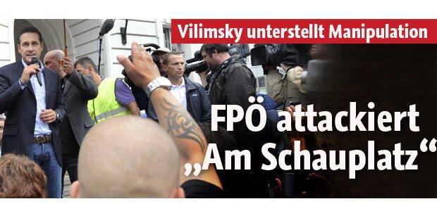 FPÖ attackiert wieder