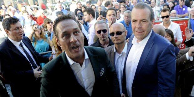 FPÖ-Wahlkampffinale in Wien