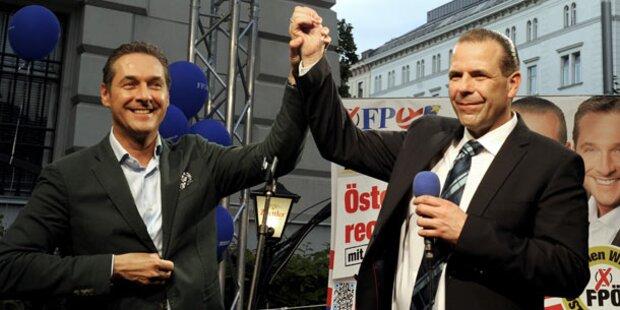 Arbeiter: FPÖ doppelt so stark wie SPÖ