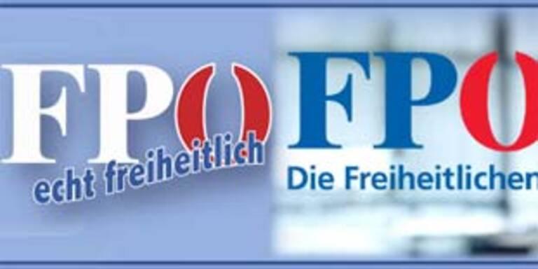 Namensstreit im Ländle: FPÖ vs. Splittergruppe