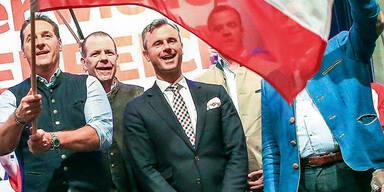 FPÖ knöpft sich Van der Bellen vor