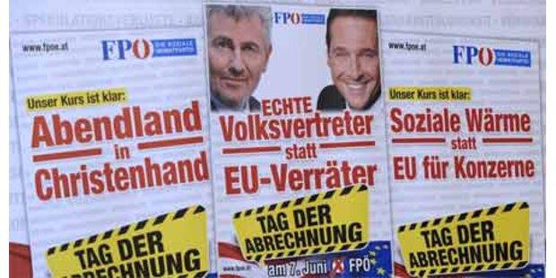 FPÖ mobilisiert für