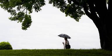 Frühling Regen
