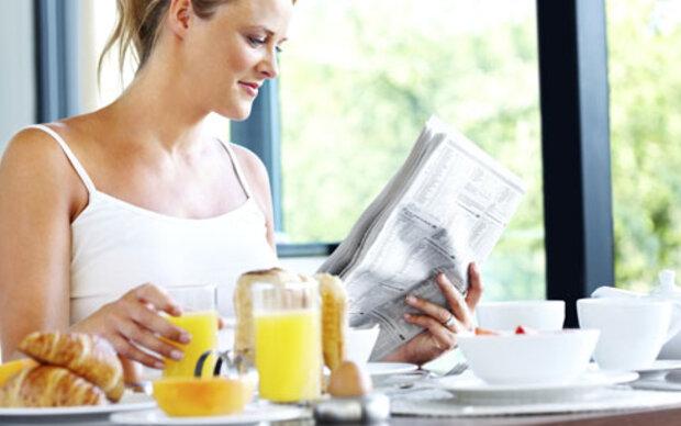 Frühstücken hilft Ihnen beim Abnehmen