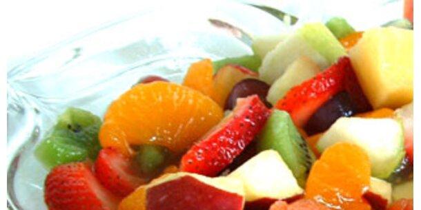 Obst-Snacks oft verdorben